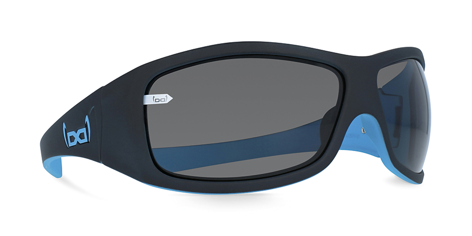 blau gloryfy unbreakable eyewear Sonnenbrille G4 RADICAL Nano TRF POL